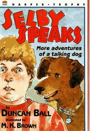 Cover of: Selby speaks