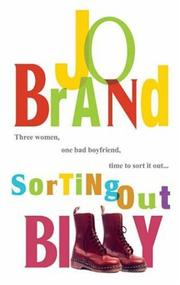 Cover of: Sorting Out Billy
