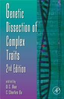 Cover of: Genetic dissection of complex traits |