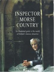 Cover of: Inspector Morse Country