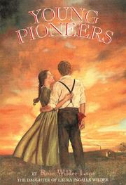 Cover of: Young pioneers | Rose Wilder Lane
