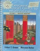 Cover of: Exploring Microsoft Office 97 Professional: Revised Printing