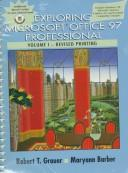 Cover of: Exploring Microsoft Office Professional 97