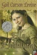 Cover of: Ella Enchanted (Trophy Newbery)