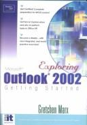 Cover of: Getting Started with Outlook 2002