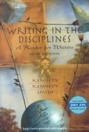 Cover of: Writing in the Disciplines with APA Guidelines (4th Edition) | Mary Lynch Kennedy, William J. Kennedy, Hadley M. Smith
