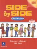 Cover of: Side By Side International Version 2 by Steven J. Molinsky, Bill Bliss, Steven Molinsky