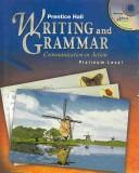 Cover of: Prentice Hall Writing and Grammar | Joyce Armstrong Carroll
