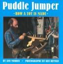 Cover of: Puddle Jumper