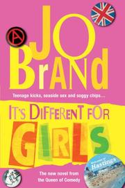Cover of: It's Different for Girls