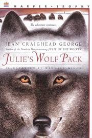 Cover of: Julie's Wolf Pack (Julie of the Wolves)