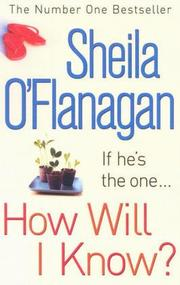 Cover of: How Will I Know | Sheila O'Flanagan