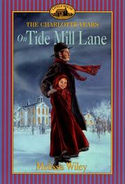Cover of: On Tide Mill Lane