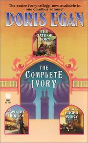 Cover of: The Complete Ivory  | Doris Egan