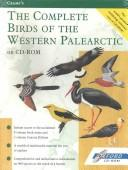 Cover of: The Complete Birds of the Western Palearctic | Stanley Cramp