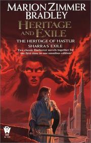 Cover of: Heritage and exile