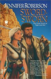 Cover of: Sword-Sworn | Jennifer Roberson
