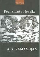 Cover of: Poems and a Novella: Translated from Kannada