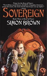 Cover of: Sovereign