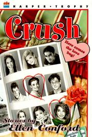 Cover of: Crush | Ellen Conford
