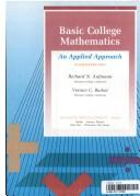 Basic College Mathematics by Richard N. Aufmann