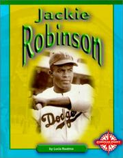Cover of: Jackie Robinson (Compass Point Early Biographies)