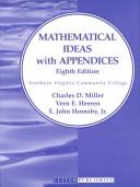 Cover of: Mathematical Ideas With Appendices: Northern Virginia Community College