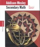 Cover of: Addison Wesley Secondary Math: Focus on Geometry | Alan R. Hoffer