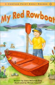 Cover of: My red rowboat