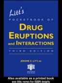 Cover of: Litt's Pocketbook Drug Eruptions & Interactions