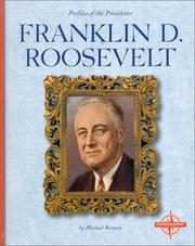 Cover of: Franklin D. Roosevelt