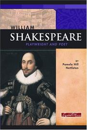Cover of: William Shakespeare: Playwright And Poet (Signature Lives)