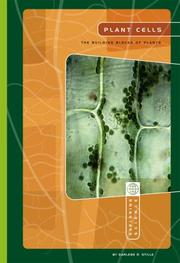 Cover of: Plant Cells