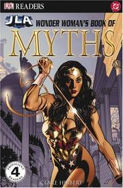 Wonder Womans Book of Myths (DK READERS)