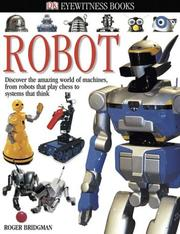 Cover of: Robot