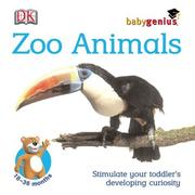 Cover of: Zoo animals. |