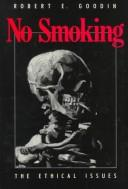 No Smoking by Robert E. Goodin