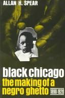 Cover of: Black Chicago