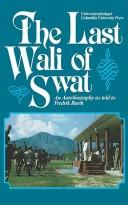 Cover of: The Last Wali of Swat