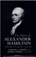 The papers of Alexander Hamilton by Alexander Hamilton