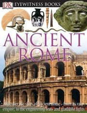 Cover of: Ancient Rome (DK Eyewitness Books) | DK Publishing