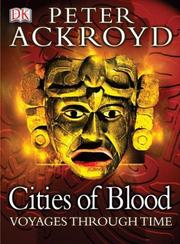 Cover of: Cities of blood | Peter Ackroyd