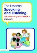 Cover of: Teaching speaking and listening in the primary classroom | Lyn Dawes