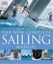 Cover of: New Complete Sailing Manual | Steve Sleight