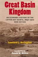 Cover of: Great Basin Kingdom