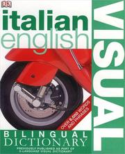 Cover of: Bilingual visual dictionary |