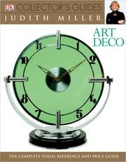 Cover of: Art Deco | Judith Miller