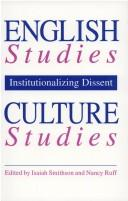 Cover of: ENGLISH STUDIES/CULTURE STUDIES |