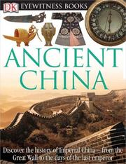 Ancient China (DK Eyewitness Books)