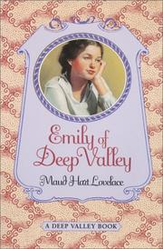 Cover of: Emily of Deep Valley (Deep Valley #2)